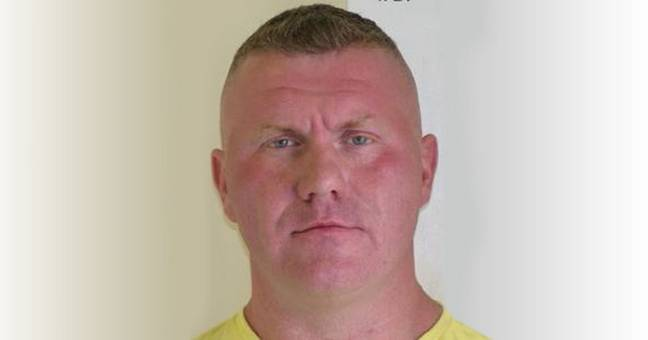 Raoul Moat, who attempted to murder three people with a sawn off Shotgun (Credit: Police Handout)