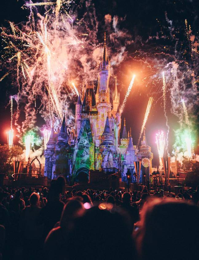 Disney parks are temporarily shut (Credit: Unsplash)
