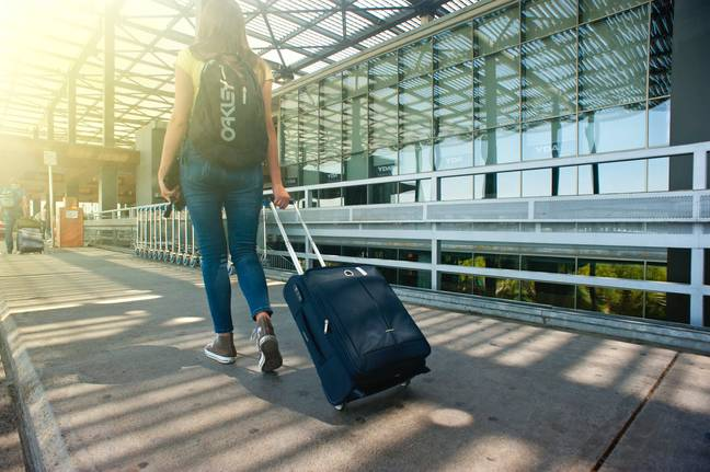 Maddie says only pack essentials to avoid heavy bags. Credit: Pexels