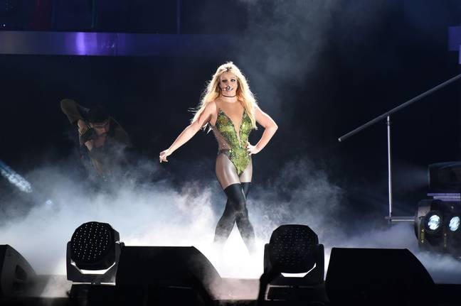 Britney has hit out at the documentaries for being hypocritical (Credit: PA Images)