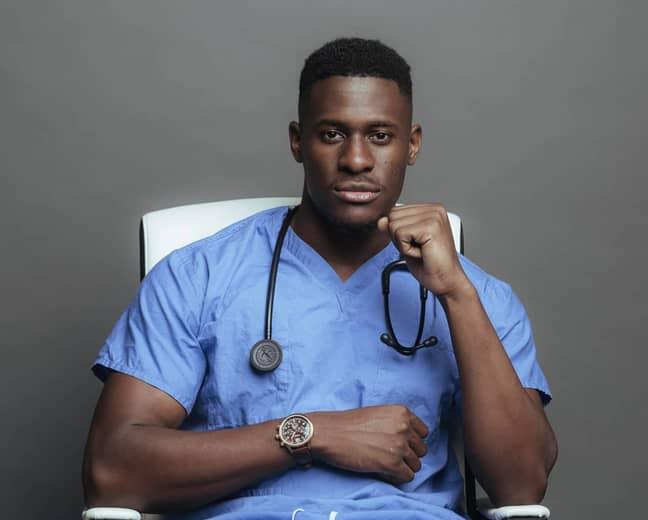 Love Island 2021: Toluwa Adejepu is a junior doctor (Credit: Instagram/doctor.tolu)