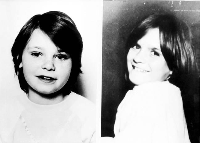 Karen Hadaway (L) and Nicola Fellows (R) were found murdered in 1986 (Credit: PA)