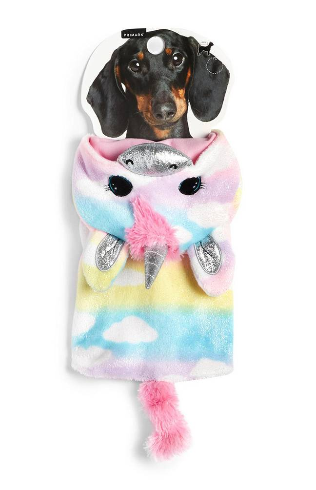 The cute pet range isn't just for Disney loving pets (Credit: Primark)