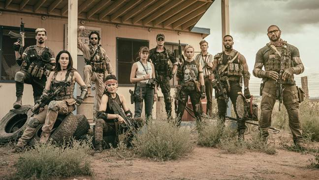 Army of the Dead drops on Netflix in 2021 (Credit: Netflix)