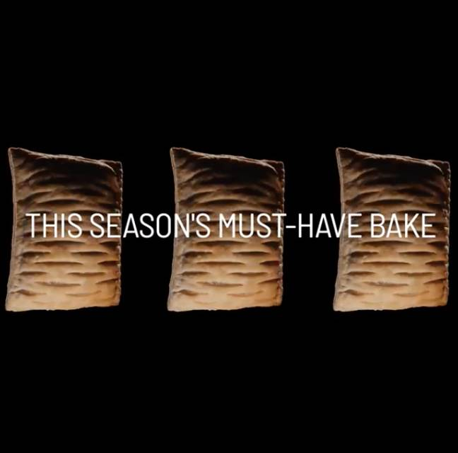 Greggs teased that the bake is a 'must have' (Credit: Greggs)