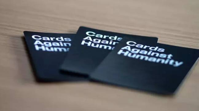 If you aren't into 'Harry Potter', why not play Cards Against Humanity online? (Credit: Unsplash)