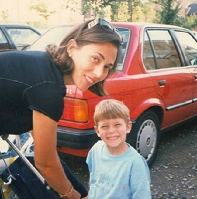 Joey Essex lost his mother aged 10 (Credit: Instagram/ Joey Essex)