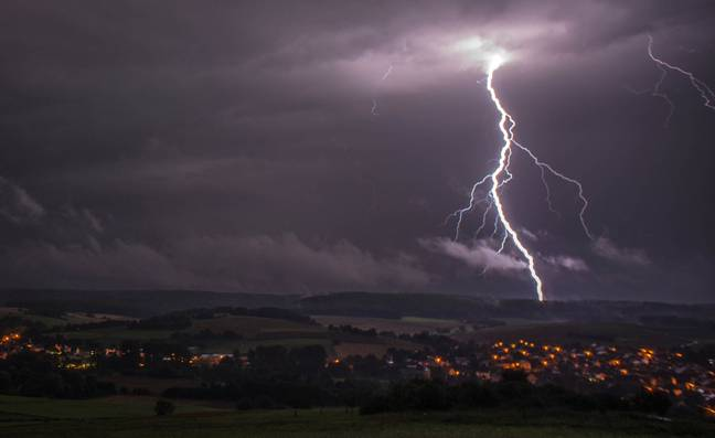 Thunderstorms could pop up anywhere in the UK (Credit: Pixabay)