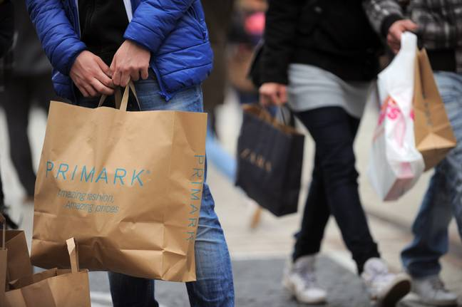 Shoppers will soon be able to return - but at a social distance (Credit: PA)