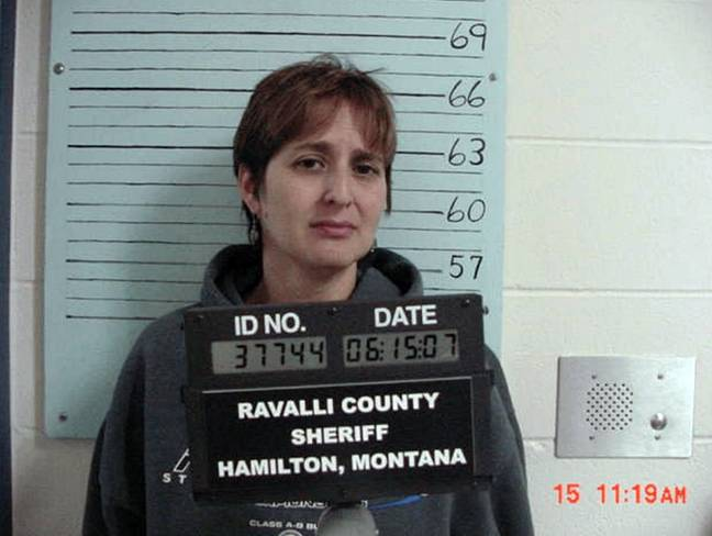 She was sentenced to life (Credit: NBC)