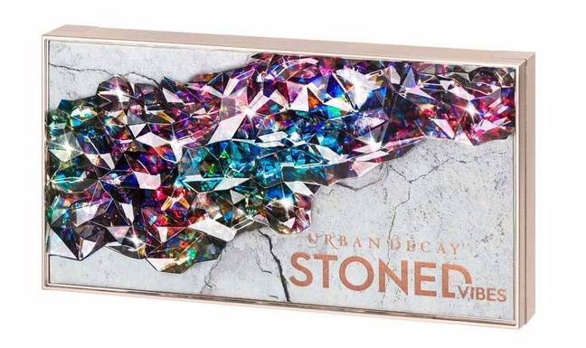 Even the packaging is so cool (Credit: Urban Decay)