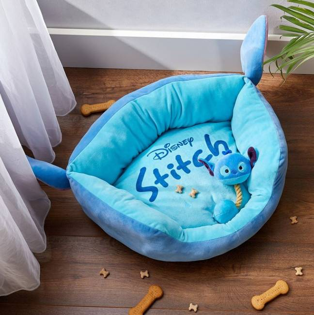 Primark has collaborated with Disney to please all Stitch-loving pet parents (Credit: Primark)