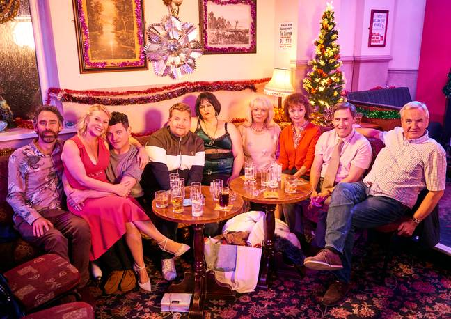 'Gavin and Stacey' is only planned to return for a one-off but writer Ruth Jones has hinted there might be more (Credit: BBC)