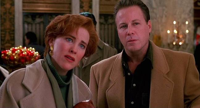 Kate and Peter McCallister. (Credit: 20th Century Fox)