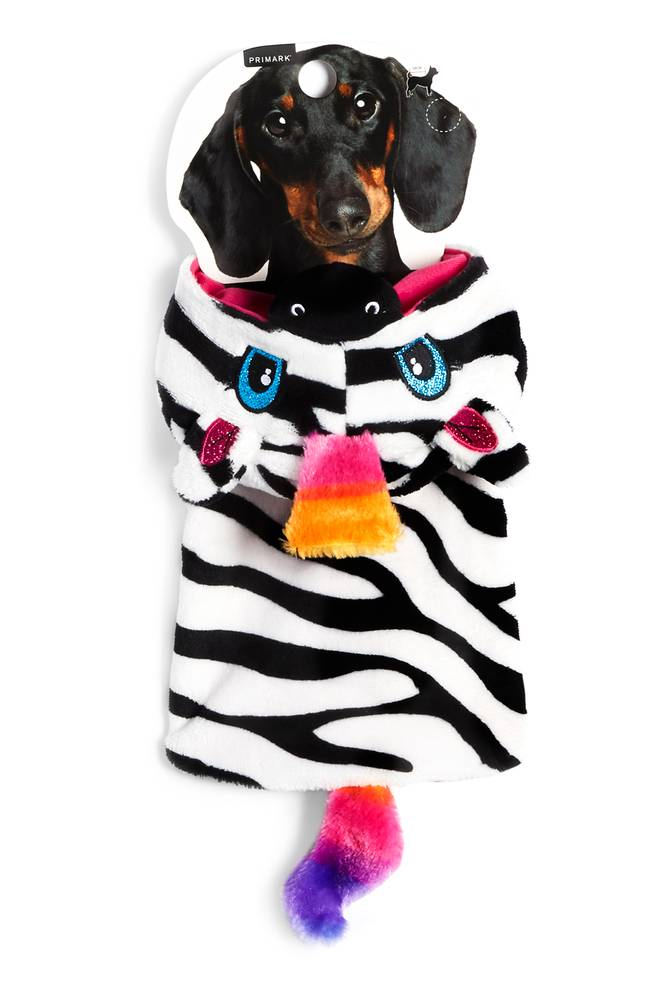 You can now buy this zebra print design, too (Credit: Primark)