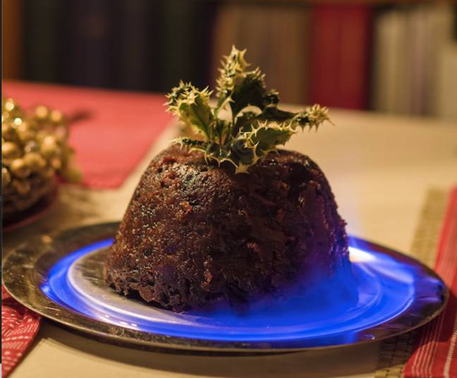 Copy the festive dessert's warm shade of brown (Credit: Flickr)