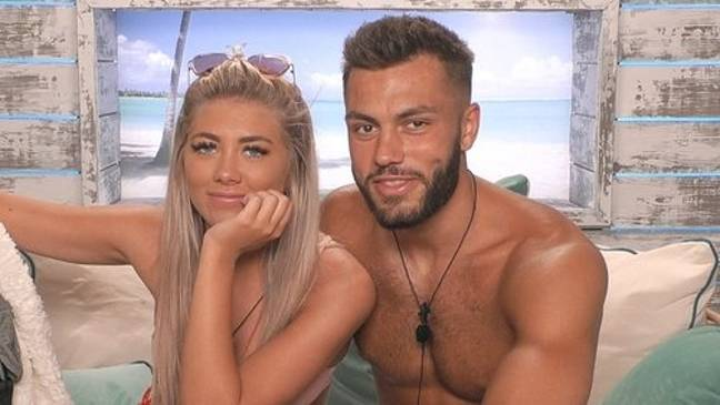 Paige and Finn have stayed together after Love Island (Credit: ITV)