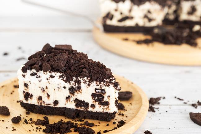We'd love an Oreo cheesecake, tbf (Credit: Shutterstock)