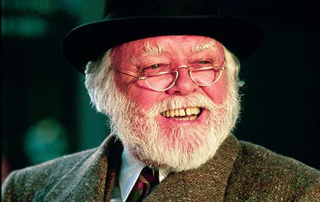 Richard Attenborough played Kris Kringle aka Santa in the 1994 remake of the original 1947 film (Credit: 20th Century Fox)