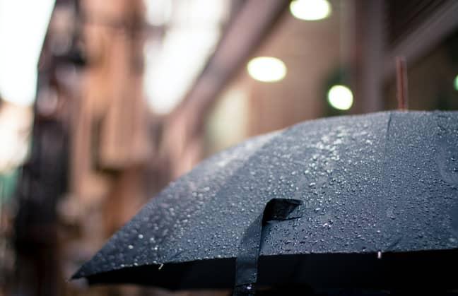 Dig those umbrellas out guys (Credit: Pexels)
