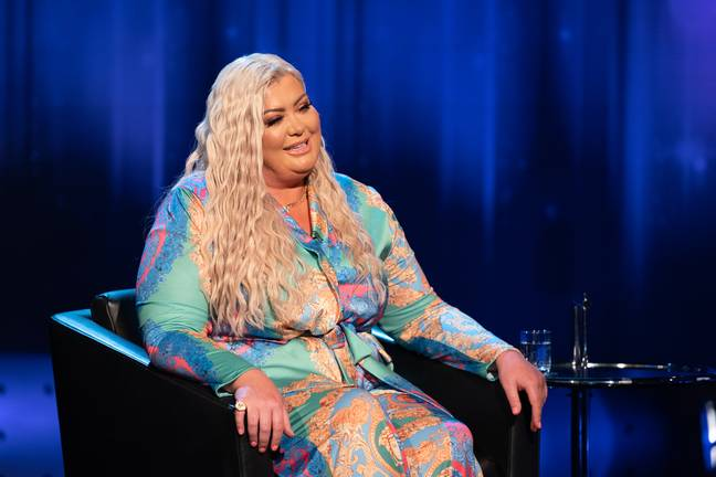 Gemma Collins will tell-all with Piers (Credit: ITV)