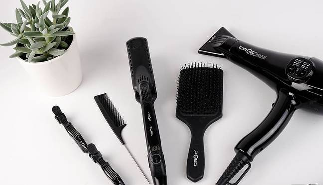 To help prevent excessive shedding, avoid excessive styling and harsh brushing (Credit: Unsplash)
