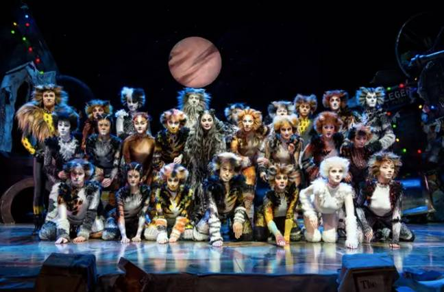 The musical is one of Lloyd-Webber's most popuar (Credit: PA)