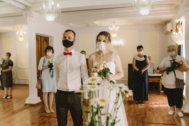 Masks will still need to be worn while not seated (Credit: Shutterstock)