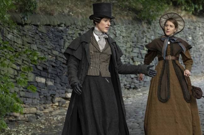 Gemma is also known for starring in Gentleman Jack (Credit: ITV)
