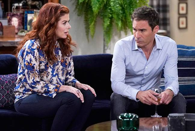 Will and Grace wasn't that binge-able (Credit: Channel 5)