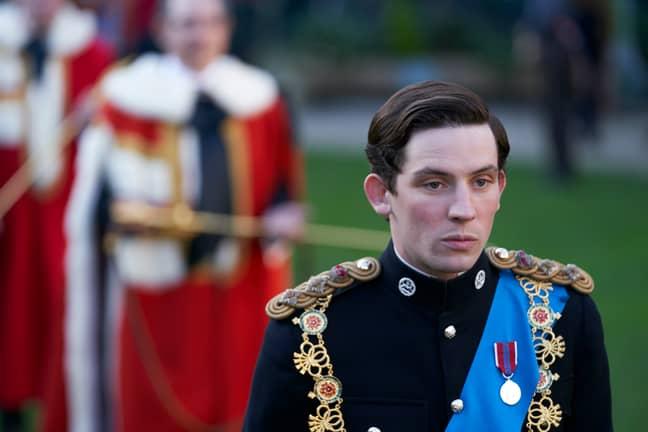 Josh O'Connor will play Prince Charles. (Credit: Netflix)