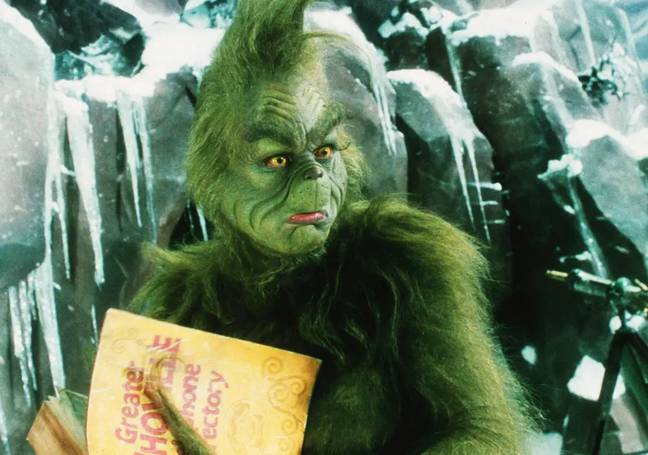 Could 'The Grinch' be included on the list? (Credit: Universal Pictures)