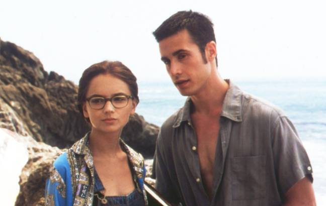 Rachael Leigh Cook and Freddie Prinze Jr in 1999's She's All That (Credit: Miramax)