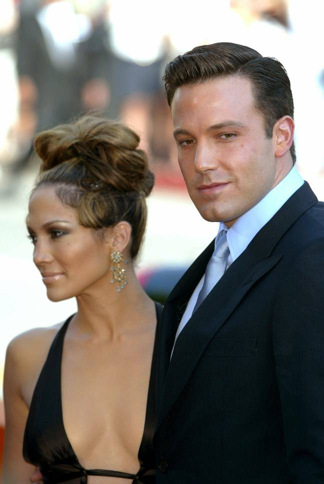 Jennifer Lopez and Ben Affleck came to be known as Bennifer (Credit: PA)