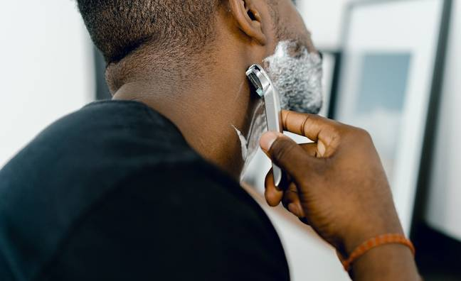 22% of couples admitted to sharing each other's razor (Credit: Unsplash)