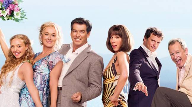 Amanda is loved by many for her role in Mamma Mia! (Credit: Universal)