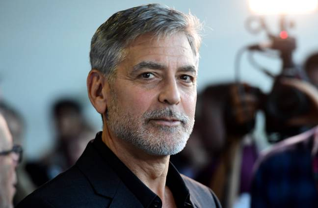The series is produced by George Clooney (Credit: PA)