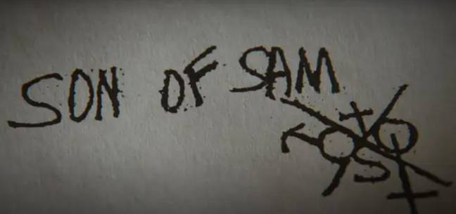 David Berkowitz called himself the 'Son of Sam' (Credit: Netflix)