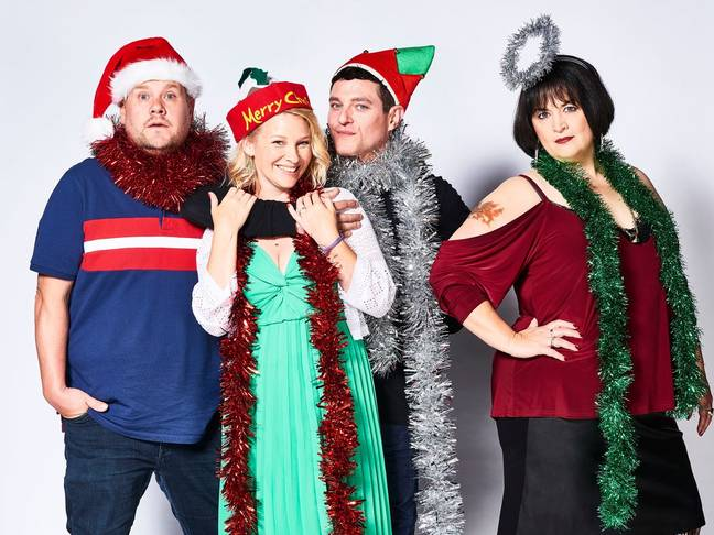 It's the news fans have been waiting for ever since the return of Gavin & Stacey last Christmas (Credit: BBC)