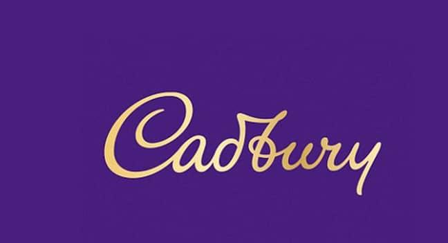 The new Cadbury logo (Credit: Cadbury)