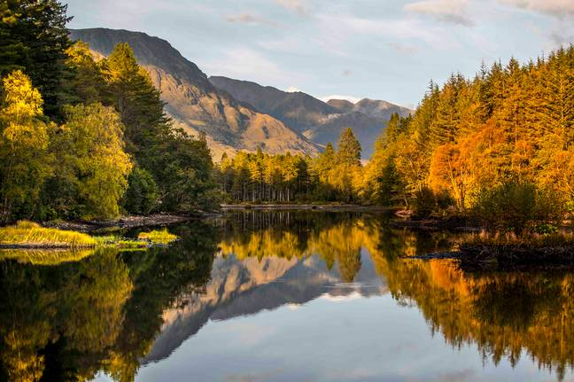 Could we see a spike in holidays to UK beauty spots, like the Scottish highlands? (Credit: PA)