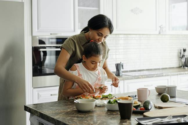 Being in charge of the household could be good for your health (Credit: Pexels)