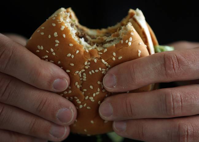 The signature burger comes at a bargain price (Credit: PA Images)