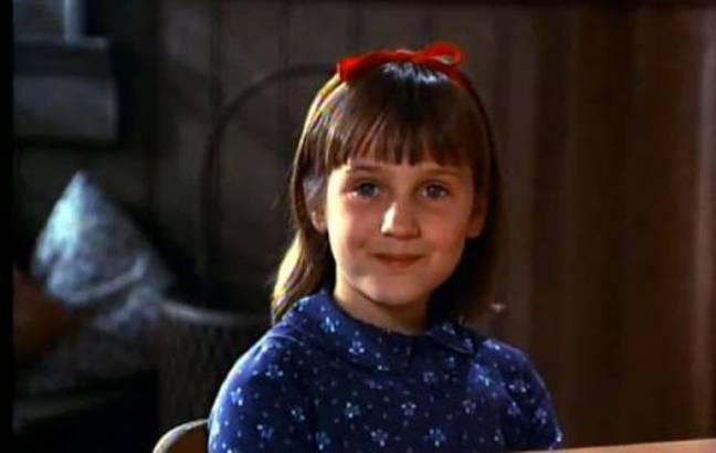 Mara Wilson played Matilda in the hit 90s classic (Credit: Sony Pictures)