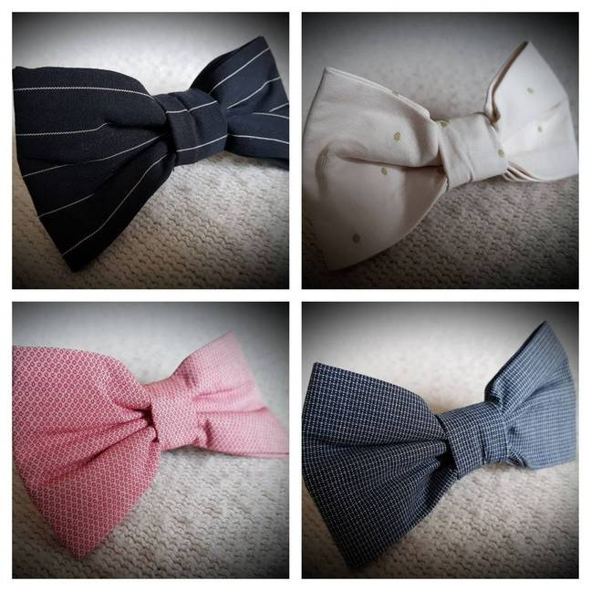 They also have formal-style dog bowties for £10.23. (Credit: The Posh Paws Company)
