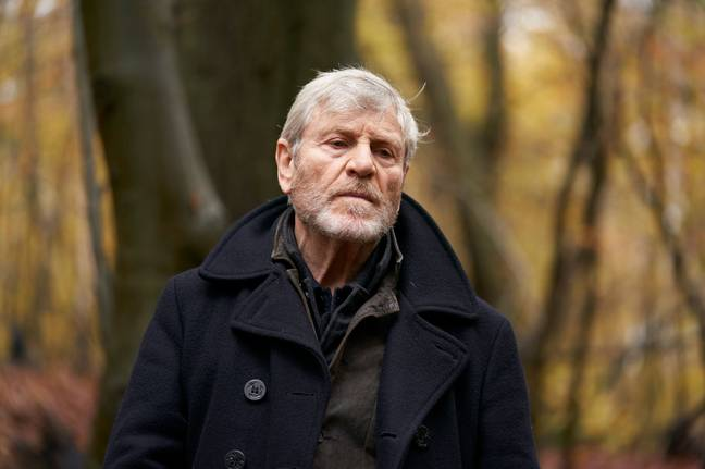 For the second season, Tchéky Karyo resumes his role as Julien Baptiste (Credit: BBC)