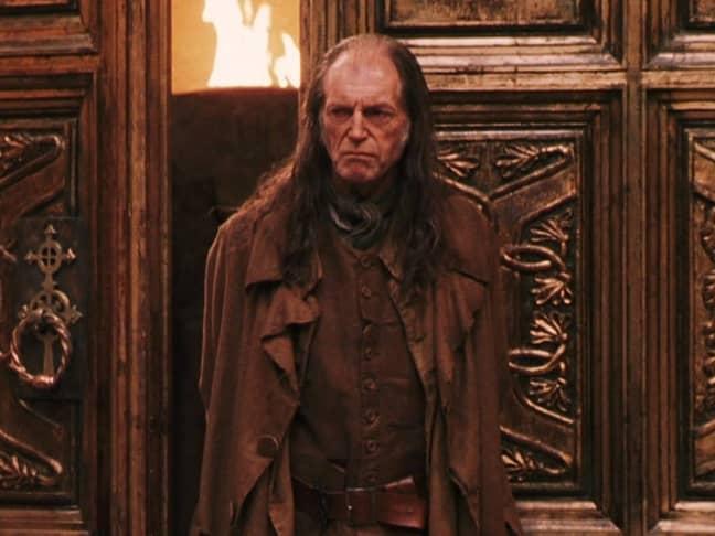 But we're uncertain whether Filch is a poltergeist (Credit: Warner Bros)