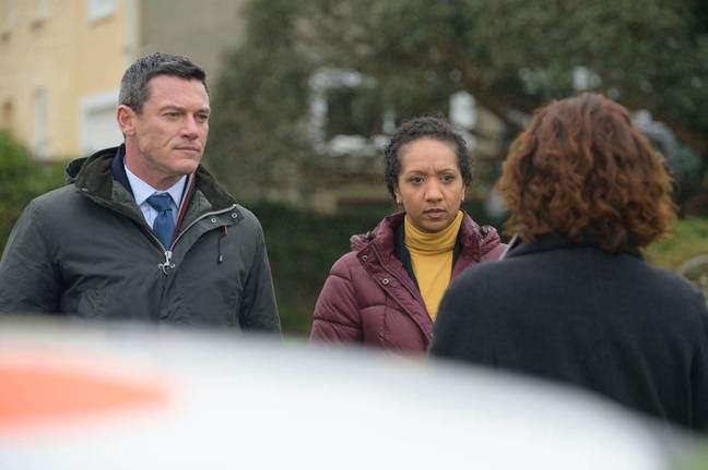 The drama follows Wilkins as he works around the clock to bring the killer to justice (Credit: ITV)