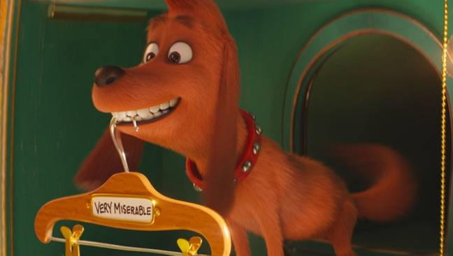 Max The Dog in Dark Grinch: The famous fan theory!