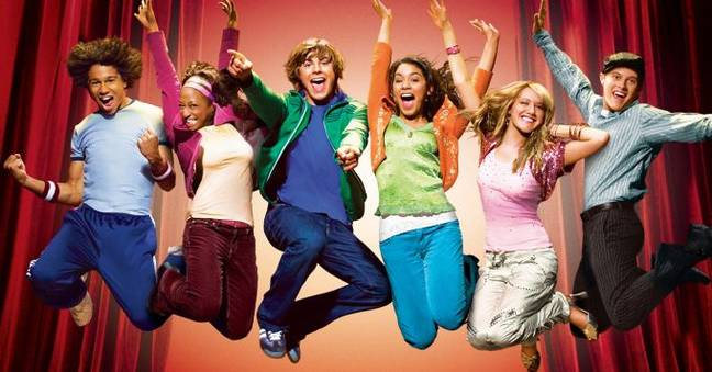 'High School Musical' was a huge hit when it was released in 2006 (Credit: Disney)